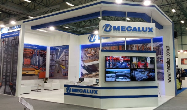 Stand Mecalux