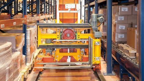 Mecalux, lojistik operatörü Disalfarm'ı yenileyerek hızlılığını arttırdı