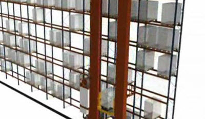 Tam Otomatik Palet İstifleme Araçları (Stacker Cranes)