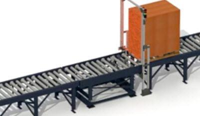 Palet kontrol noktası: Boyut, ağırlık ve yapı